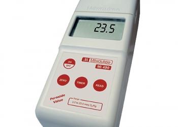 Φορητό όργανο μέτρησης - ανάλυσης ελαιολάδου (υπεροξείδια, οξύτητα)