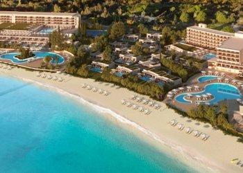 Προμήθεια και εγκατάσταση διατάξεων Pool Guard σε όλες τις κολυμβητικές δεξαμενές του ξενοδοχειακού συγκροτήματος Ikos Dassia στην Κέρκυρα.