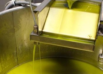 Σύστημα Oil Temp Guard με πολλές επεκτάσεις (πολυπαραμετρικός έλεγχος), εγκατεστημένο σε ελαιοτριβείο.